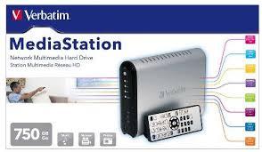 Avis sur le Verbatim MediaStation 640 Go