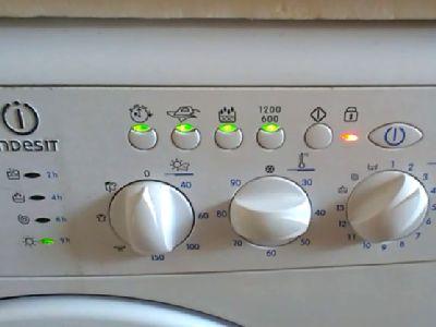 Réparation Lave Linge Indesit WL126 et Obsolescence Programmée