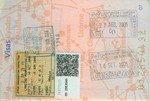Visa d'entrée au Pérou