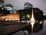 Un petit havre de paix aux environs du Palais Impérial de Tokyo
