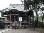 Parc de Ueno - Temple du nord