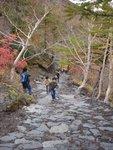 Fujiyoshida - Départ Sentier Ascension