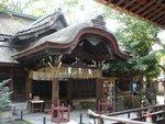 Kyoto - Entrée des Jardins Impériaux
