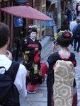 Kyoto - Déguisements de Geishas