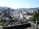 Nagasaki - Vue de la ville