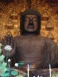 Nara - Enorme bouddha du temple Todaiji