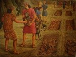 Les Incas cassaient les vases avaient de les donner comme présents dans les tombes