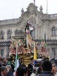 Procession de la Santa Rosa de Lima