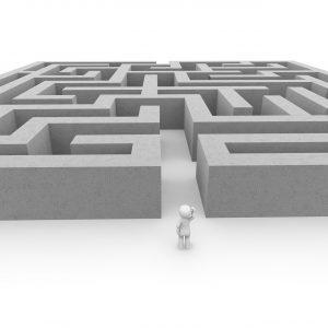 Algorithme de labyrinthes