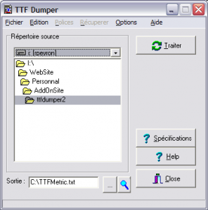 Read more about the article TTFDumper2